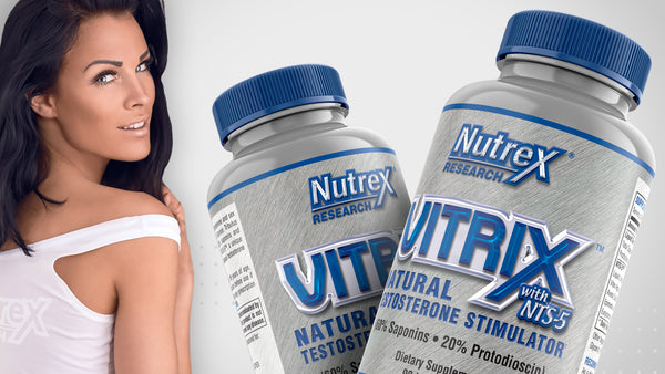 Nutrex Vitrix Test Support