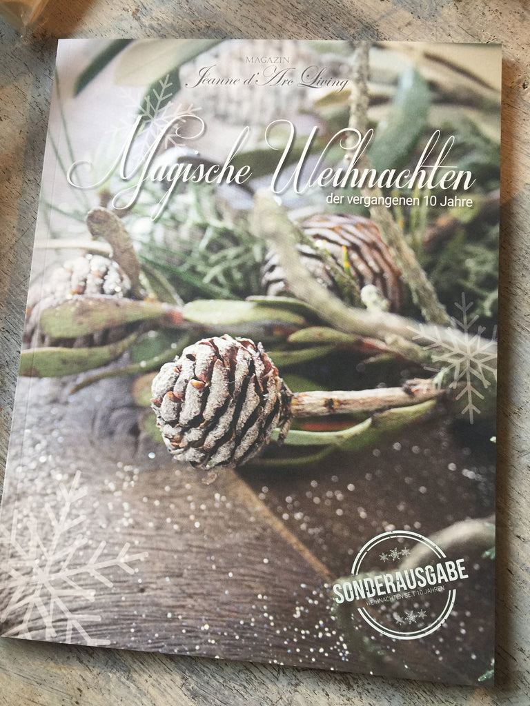 Magazin Jean d'Arc Living - Magical Christmas Sonderausgabe