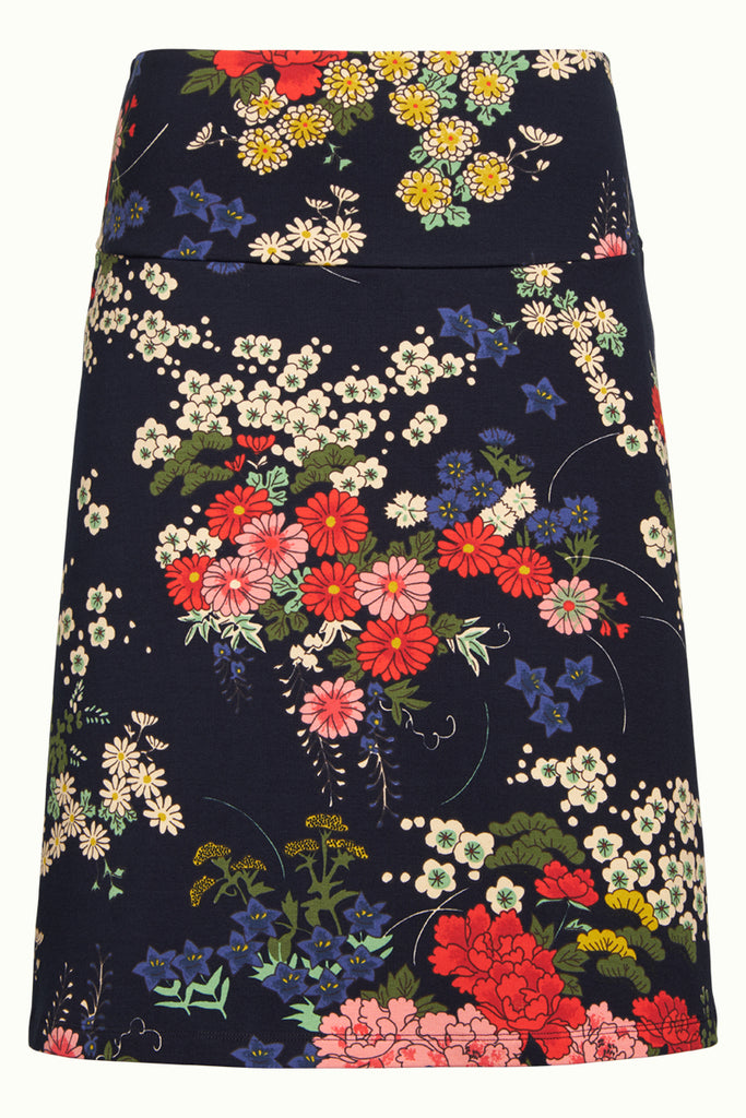 Border Skirt Nabana | Rock