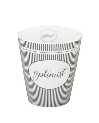 "Becher ""Optimist"" - Happy Mug"
