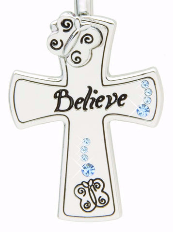 Believe Cross Key Finder