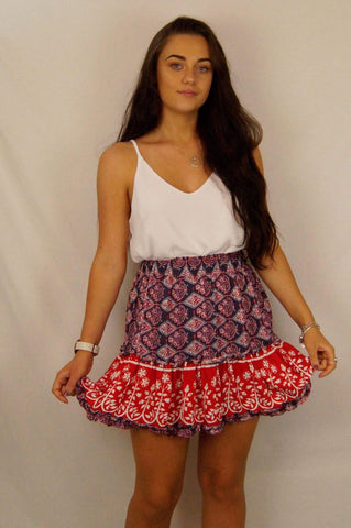 Broken Love Skirt