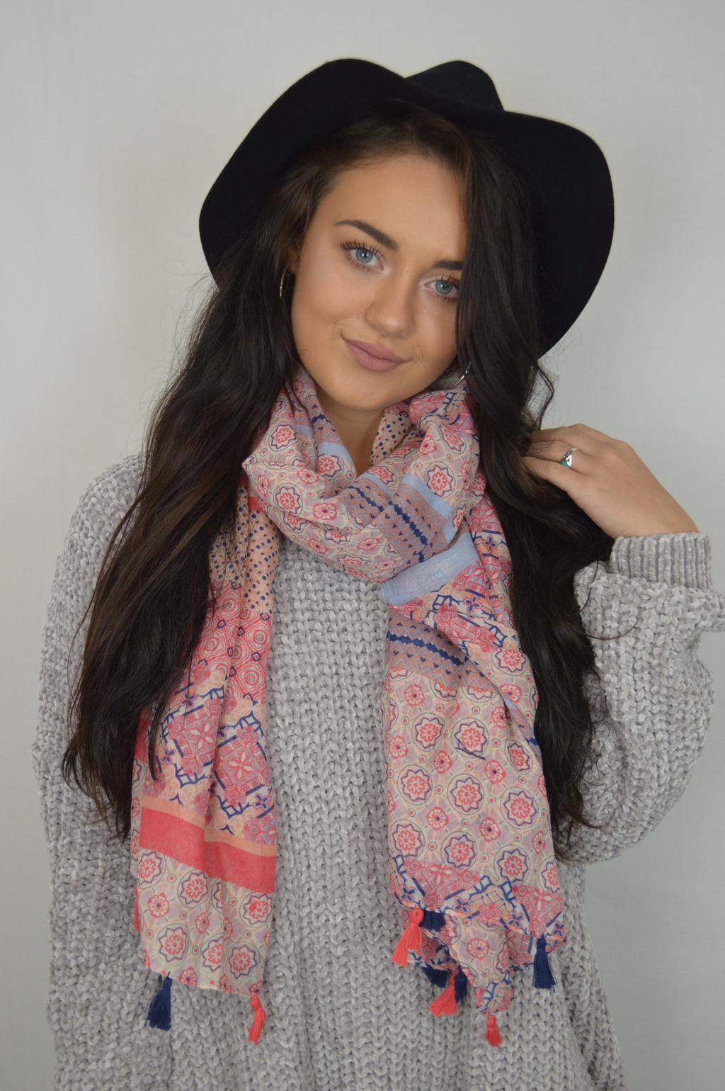 Uptown Girl Scarf