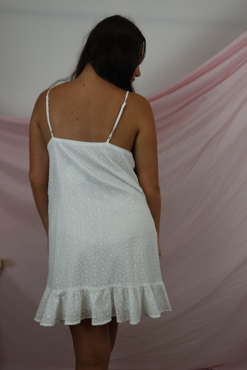 Morning Breeze Dress - Lace
