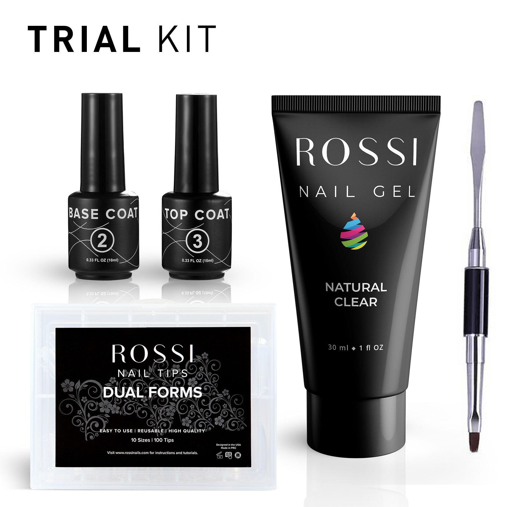 Rossi™ Nail Gel Kit