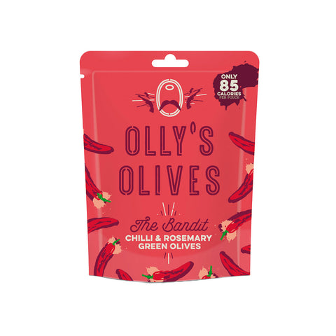 Olly's Olives - The Bandit