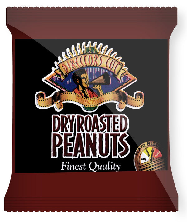 PUBS BASIC COLLECTION - DRY ROASTED PEANUTS - Snack Revolution