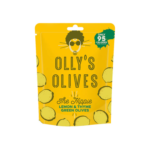 Olly's Olives - The Hippie