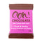 Ooh Chocolate - Very Fruit & Nutty Milk Chocolate - NEW - Snack Revolution