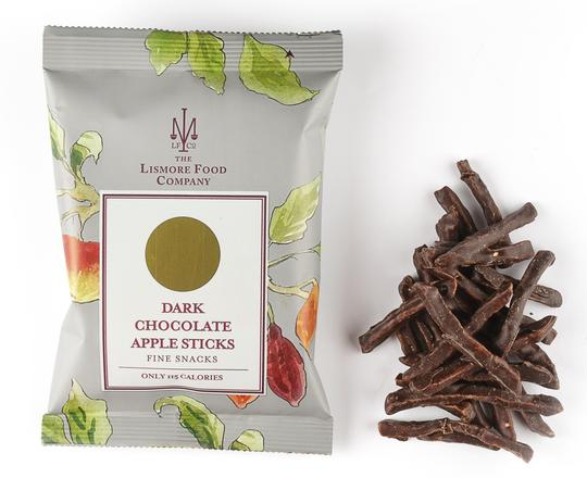 Lismore Food Co - Dark Chocolate Apple Sticks - Snack Revolution
