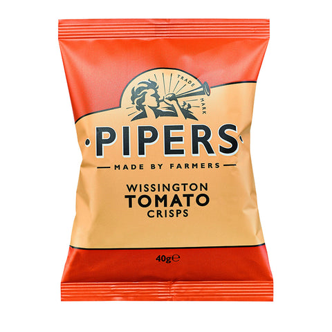 Pipers Crisps Wissington Spicy Tomato
