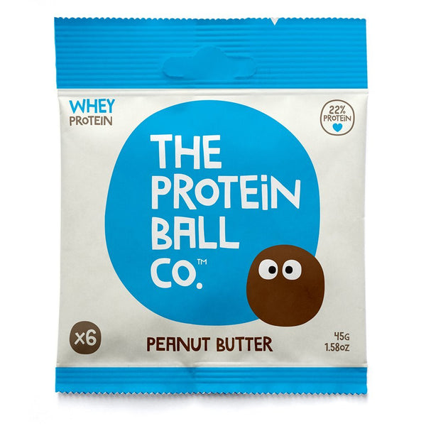 The Protein Ball Co - Peanut Butter - Snack Revolution