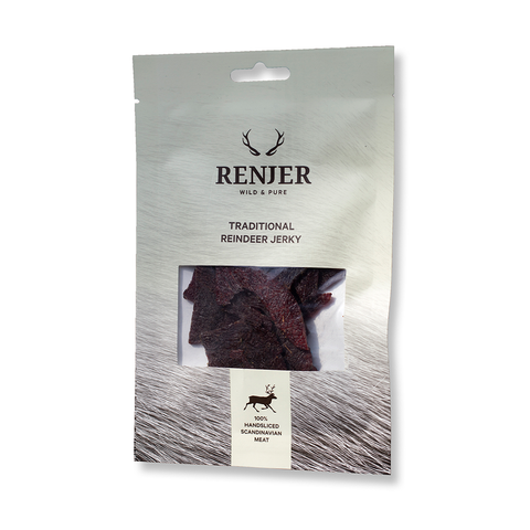 Traditional Reindeer Jerky