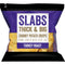 Slabs Crisps - Turkey Roast - NA TILL SEPT - Snack Revolution