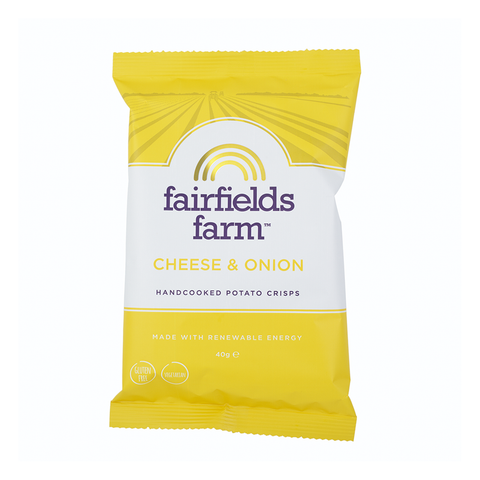 Fairfields Cheese & Onion