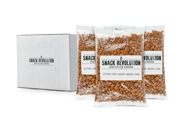 BULK CORN - VICTORIA PARK - Hickory Smoked Corn - BUY 1 GET 1 FREE - Snack Revolution