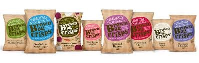 Bulk Brown Bag Crisps Mix - Snack Revolution