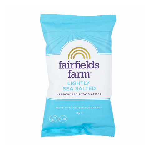 Fairfields Lightly Sea Salted