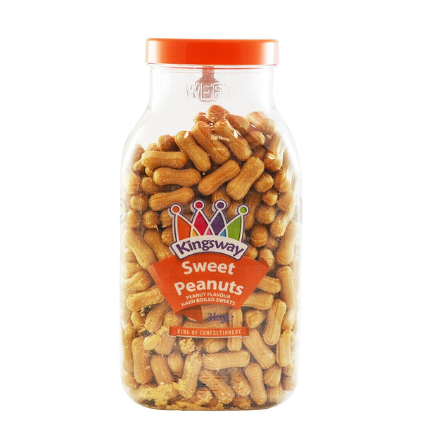 Sweet Collection - Sweet Peanuts - 3kg - Snack Revolution