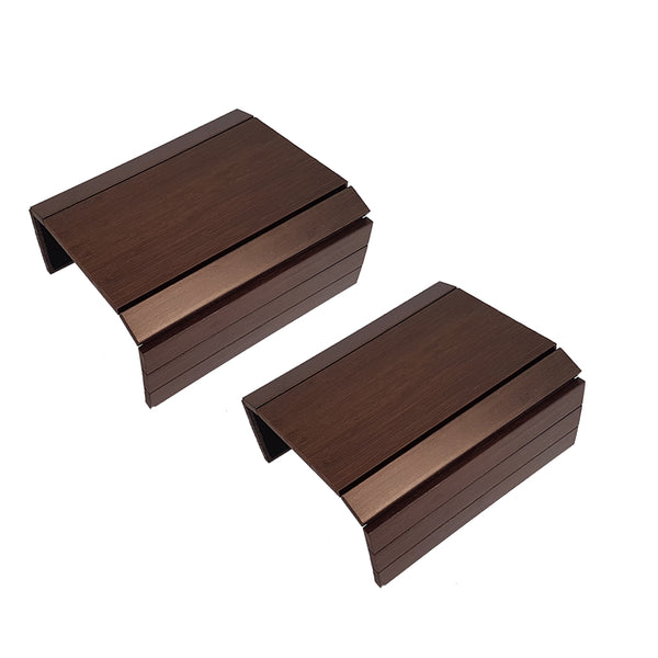 Wenge Twin Pack