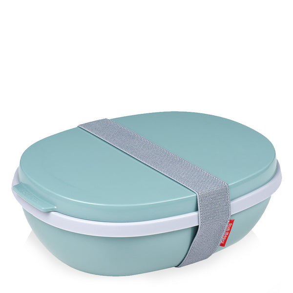 Lunchbox ELLIPSE DUO nordic blue Rosti Mepal