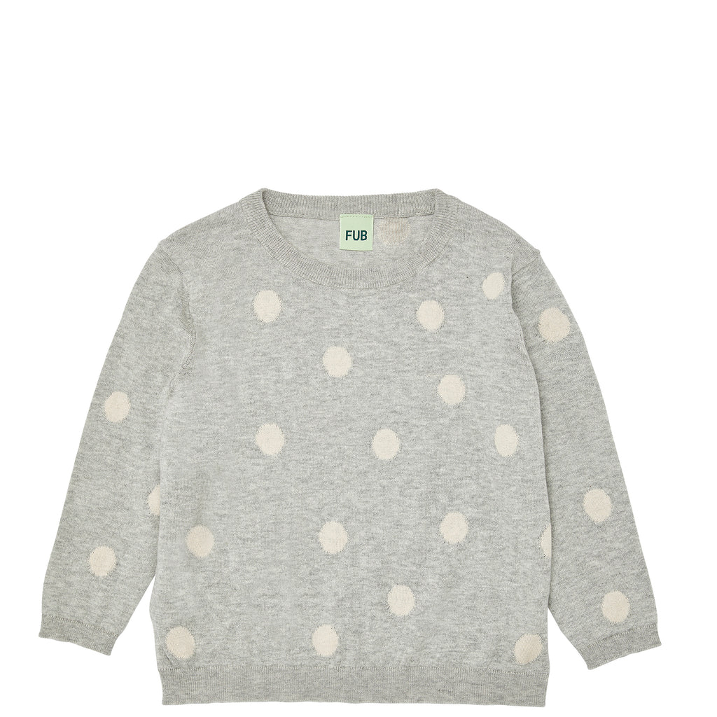Tupfen-Pullover, Organic Cotton, FUB Childrenswear