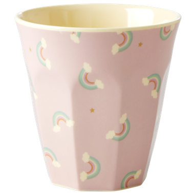 Kleiner Becher RAINBOW, Rice