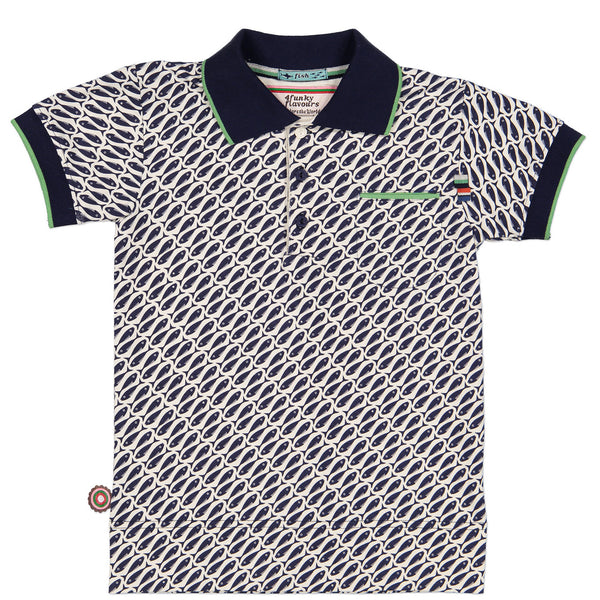 Poloshirt, 4 Funky Flavours, NL
