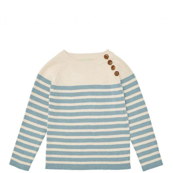 Streifen-Pullover, Organic Cotton, FUB Childrenswear