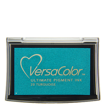 20 TURQUOISE Versa Color Stempelkissen