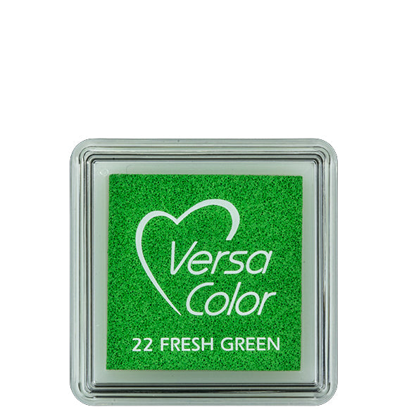 22 FRESH GREEN Versa Color Stempelkissen