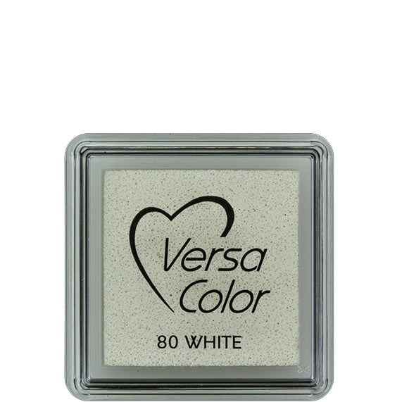 80 WHITE Versa Color Stempelkissen