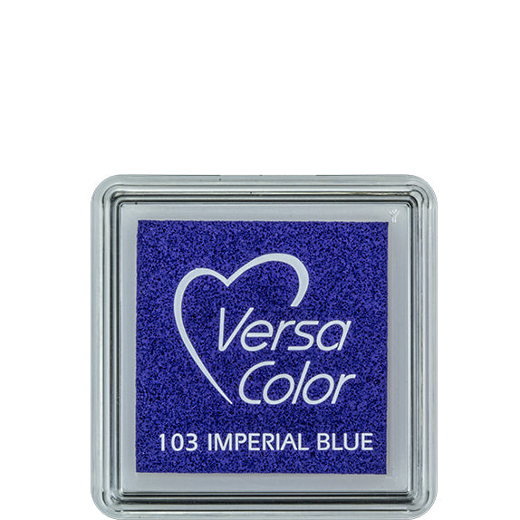 103 IMPERIAL BLUE Versa Color Stempelkissen