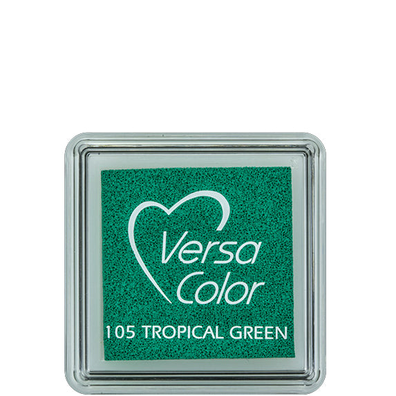 105 TROPICAL GREEN Versa Color Stempelkissen
