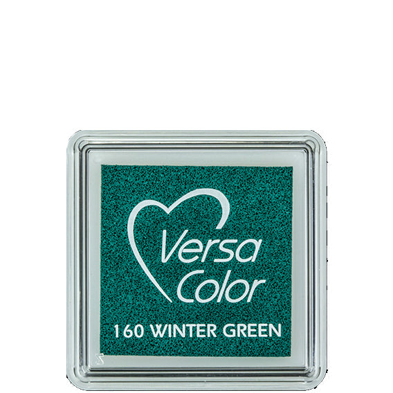 160 WINTER GREEN Versa Color Stempelkissen