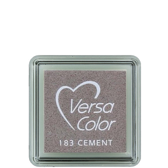 183 CEMENT Versa Color Stempelkissen
