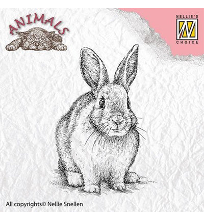 Clearstamps HASE