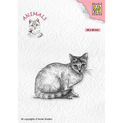 Clearstamps KATZE