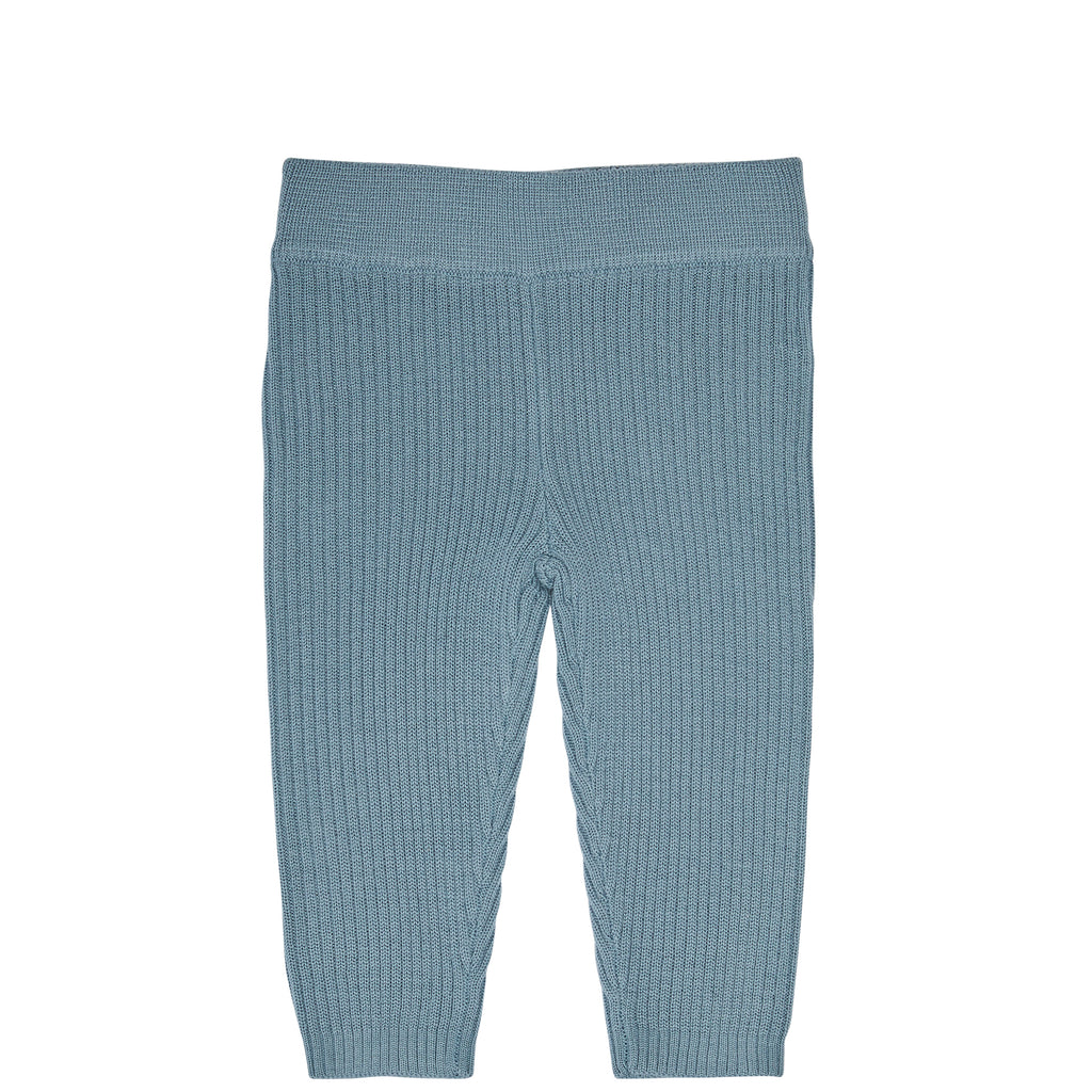 Merino-Leggings, dusty green, FUB Babywear