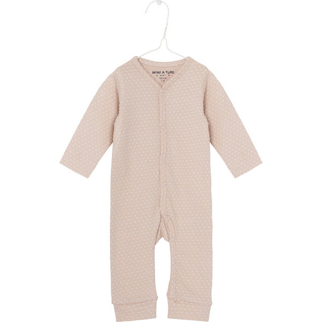 Overall MATTIE rose dust, Mini A Ture