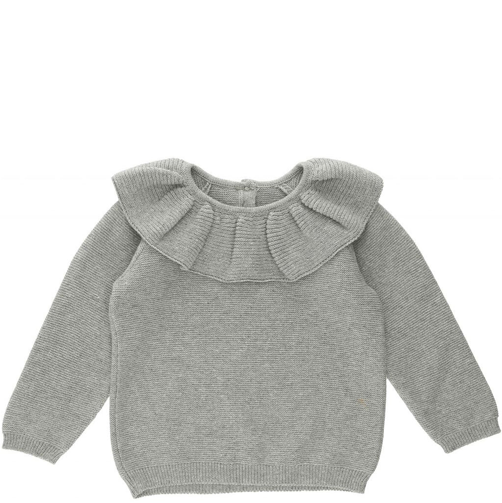 Strick-Pullover, organic cotton, Konges Sløjd