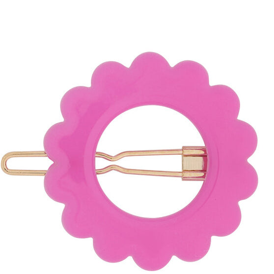 Haarspange DAISY pink, Kanel