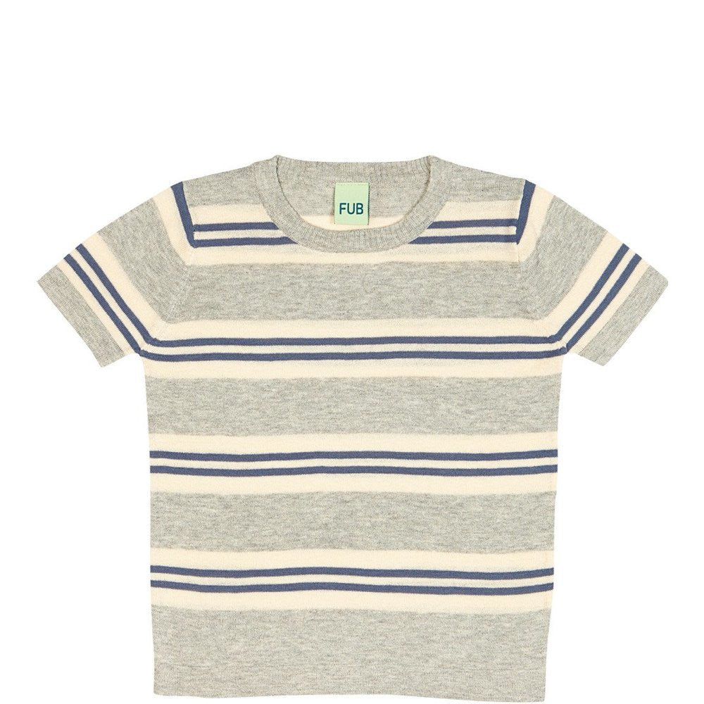 Streifen-T-Shirt, Organic Cotton, FUB Childrenswear