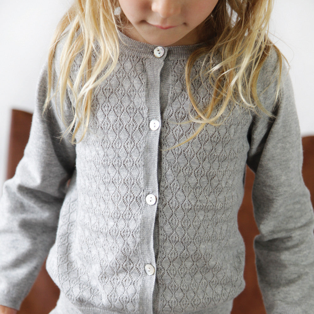 Strickjacke, Organic Cotton, FUB Babywear/ Childrenswear