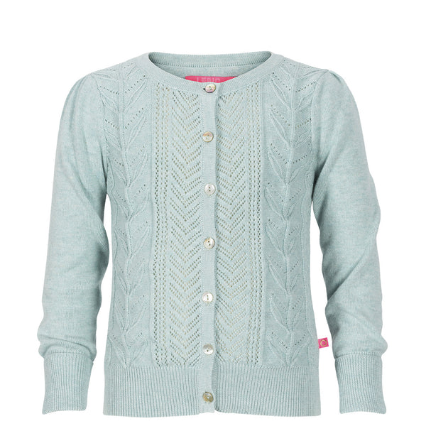 Strickjacke mint, LEBIG