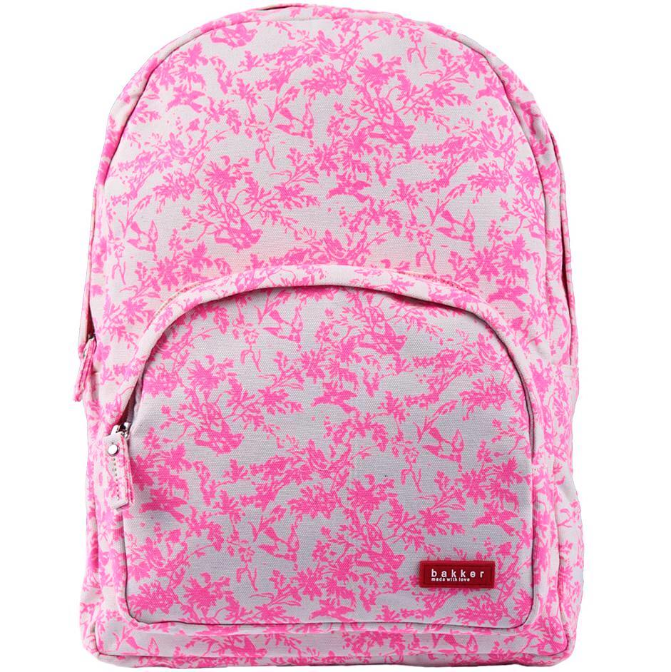 Rucksack neonpink BAKKER made with love