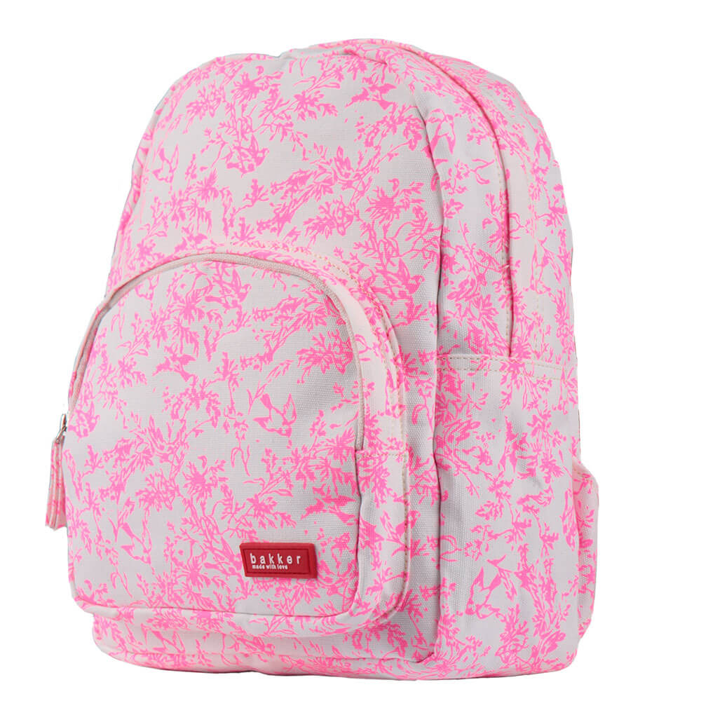 Rucksack MINI neonpink BAKKER made with love