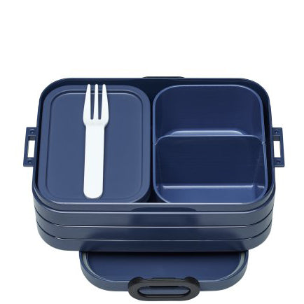 Bento Lunchbox TAKE A BREAK, nordic denim von Rosti Mepal