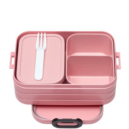 Bento Lunchbox TAKE A BREAK, nordic pink, Mepal