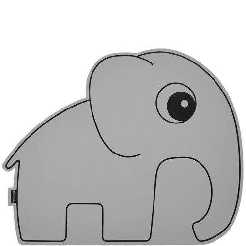 Platz-Set ELEFANT grau von Done By Deer
